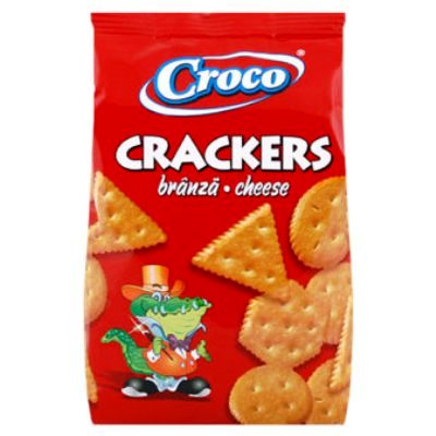 CRACKERS CHEESE